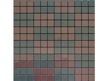 Алюминиевая пластиковая мозаика