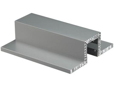 Алюминиевая сотовая панель